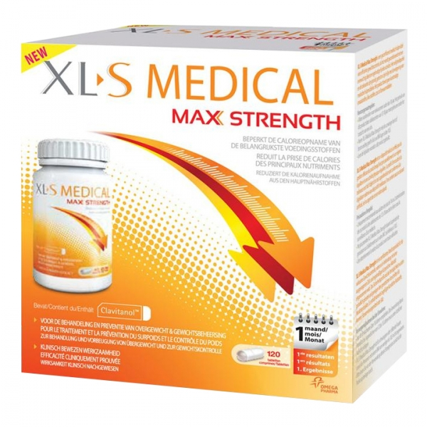 XLS Medical Max Strenght